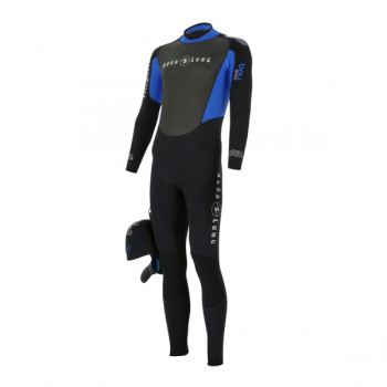 Aqualung Bali Active 3 mm Superstrech Neopren Overall Man  2017