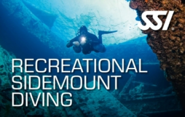 SSI Specialty Kurs: Recreational Sidemount Diving