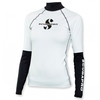 Scubapro Rash Guard UPF-50 - Damen Trendy - Langarm