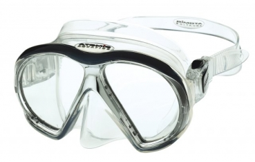 Atomic Maske Sub Frame clear/black