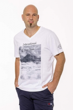SSI T-SHIRT Man International Dive Team - abc-tauchparadies