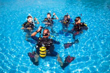 SSI ITC Tauchlehrer / Open Water Instructor