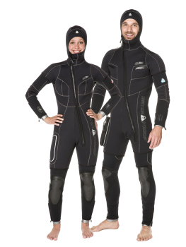 Waterproof Eisweste W Serie Lady