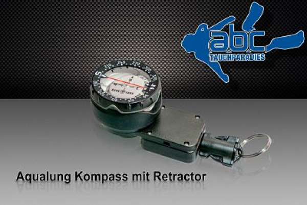 Aqualung Kompass incl. Retractor