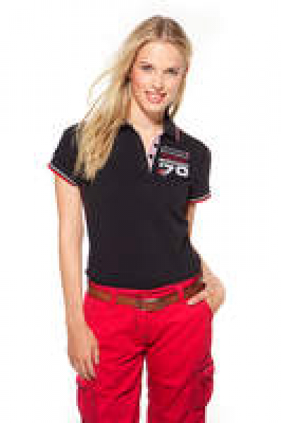 SSI  POLO SHIRT Lady International Dive Team