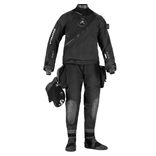 Scubapro Evertech Dry Breathable MAN - NEW Generation